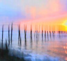 Pier Swipe by ezindo
