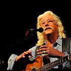 Arlo Guthrie by Jeannie Peters