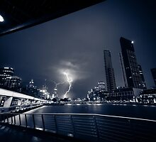 Melbourne Storm by PerkyBeans