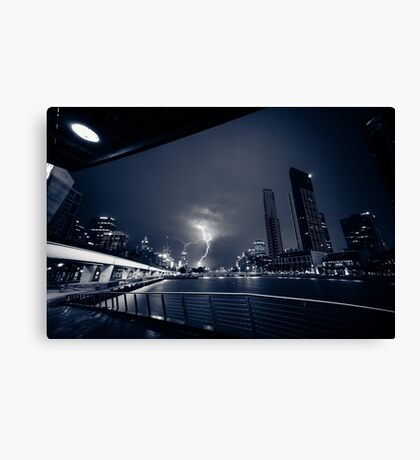 Melbourne Storm Canvas Print
