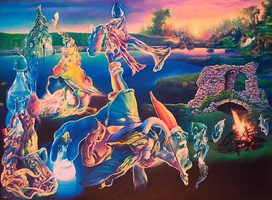 """The Alchemist"" by James McCarthy"