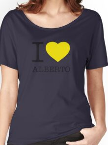 I ♥ ALBERTO Women's Relaxed Fit T-Shirt