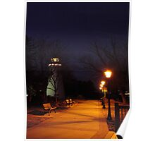 Concord Point Lighthouse_Evening Light Poster