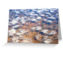 Eye in the Sky Greeting Card