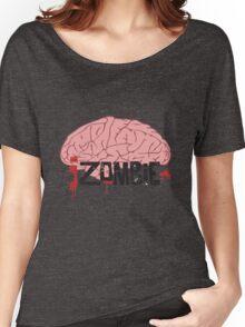 IZombie Brain Women's Relaxed Fit T-Shirt
