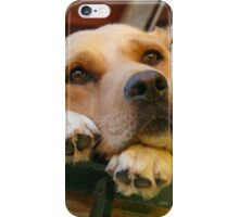 The look of Love :) iPhone Case/Skin