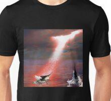 Life at Sea (wb) Unisex T-Shirt