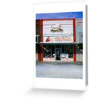 Tiger's Den ~ Watertown Tennessee Greeting Card