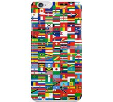 Flags of the World iPhone Case/Skin