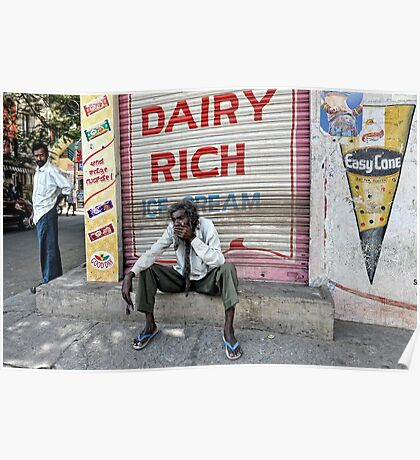 Dairy Rich Poster