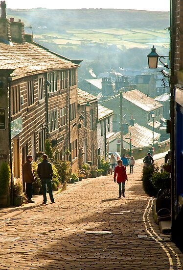 The Highstreet of Yesteryear by Sue Knowles