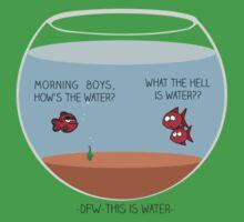 This is water Kids Tee