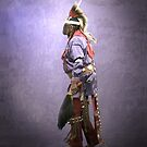 Dressed for the PowWow by CarolM