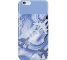 I'm Leaving On A Jet Plane iPhone Case/Skin