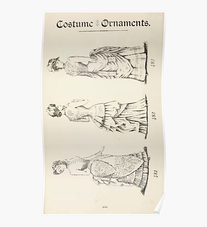 Briggs & Company Patent Transferring Papers Kate Greenaway 1886 0214 Poster