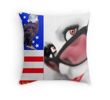 Made In the U.S.A. Throw Pillow