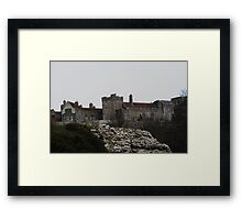 Two Millennia Of History Framed Print