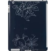 Briggs & Company Patent Transferring Papers Kate Greenaway 1886 0091 Inverted iPad Case/Skin