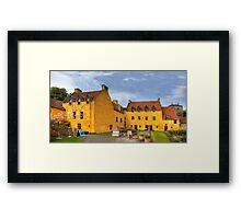 Culross Palace Framed Print