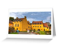 Culross Palace Greeting Card