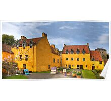 Culross Palace Poster