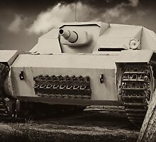 Assault gun by igorsin
