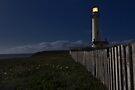 Moonlit Pigeon Point at Midnight by MattGranz
