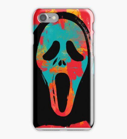 Ghost Face PoP iPhone Case/Skin