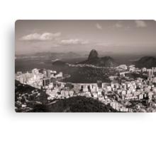Rio de Janeiro: Simply Marvelous Canvas Print