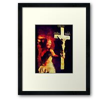 Exorcist by Pierre Blanchard Framed Print