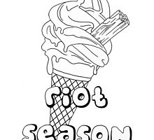 Riot Season, Ice-Cream Summer by bblane