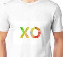 Watercolor alphabet minimalist painting Unisex T-Shirt