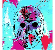 Friday the 13th PoP Photographic Print