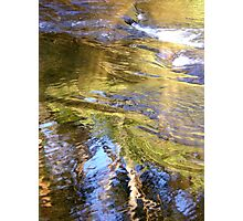 Fitzroy Falls Reflections Photographic Print