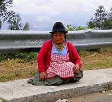 The Wonderful People Of Ecuador II by Al Bourassa