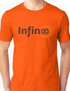 Infin8 Love Unisex T-Shirt