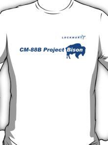 Lockmart Project Bison T-Shirt