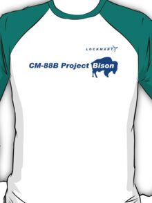 Lockmart Project Bison T-Shirt