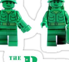 The B-Team Sticker