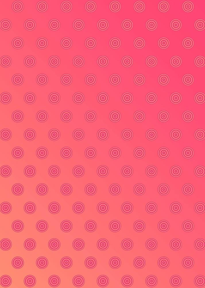 Polka Dot Pink by Medusa81