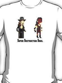 Super Destruction Bros. T-Shirt