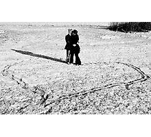 Winter Romance Photographic Print