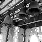 Bells Of Basilica del Voto Nacional, Quito, Ecuador by Al Bourassa