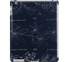 Briggs & Company Patent Transferring Papers Kate Greenaway 1886 0046 Inverted iPad Case/Skin
