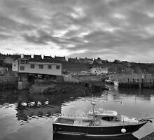 St Abbs by Lindamell
