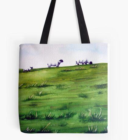 Sheep Sprinkles Tote Bag