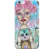Galaxy Maiden iPhone Case/Skin