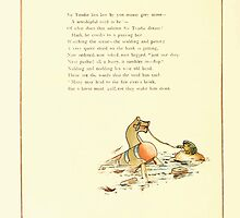 Old Proverbs with New Pictures Lizzie Laweson and Clara Mateaux 1881 0032 Sir Toadie Lies Low Horse Water by wetdryvac