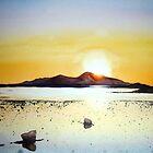 Strangford Sunset by Arlene Kline