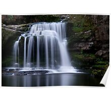 West Burton Waterfall , Yorkshire Dales Poster